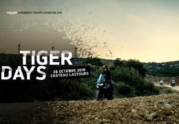 Triumph Tiger Day 28 Octobre